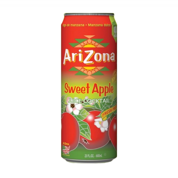 Arizona Sweet Apple 23oz   680ml